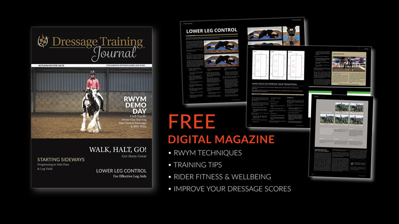 Dressage Training Journal