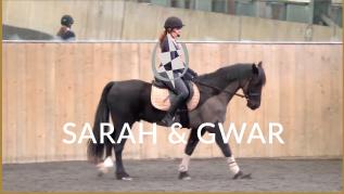 SARAH&GWAR