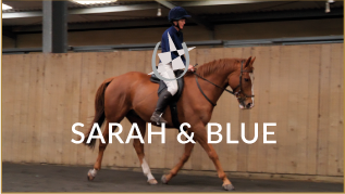 sarah&blue